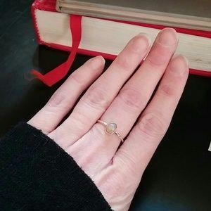 Jewelry Handmade Minimalist Opal Ring Poshmark